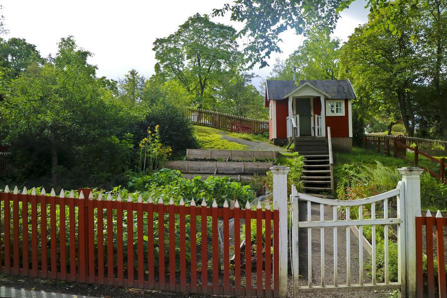 Så bostadsmarknaden i Sverige.