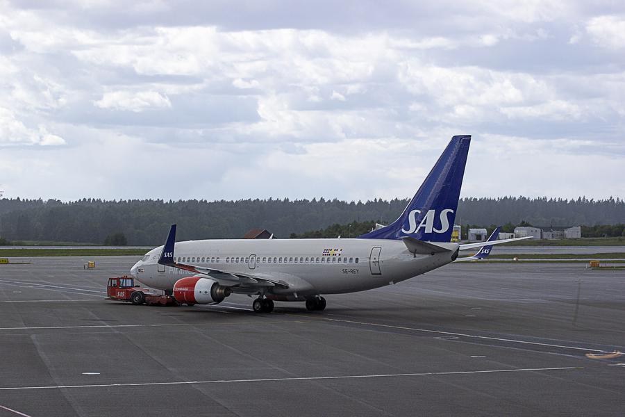 Så utvecklas flygtrafiken i Stockholms län